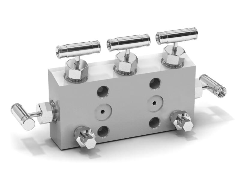 Клапанные блоки (вентильные блоки, манифольды, БКН)